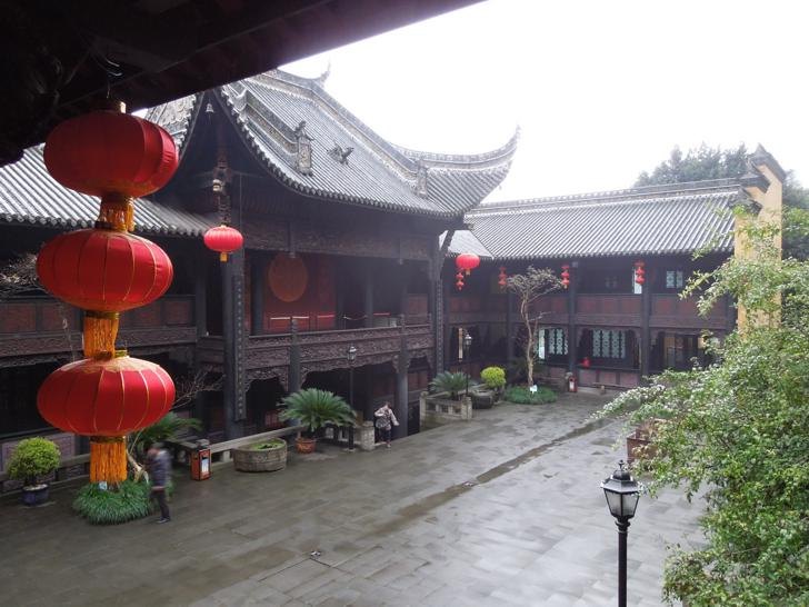Exist of the Huguang Guild Hall