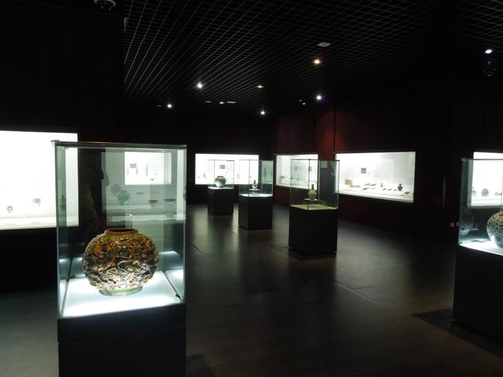 Exhibition of Ceramics